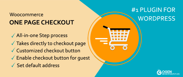 Wordpress one page checkout plugin