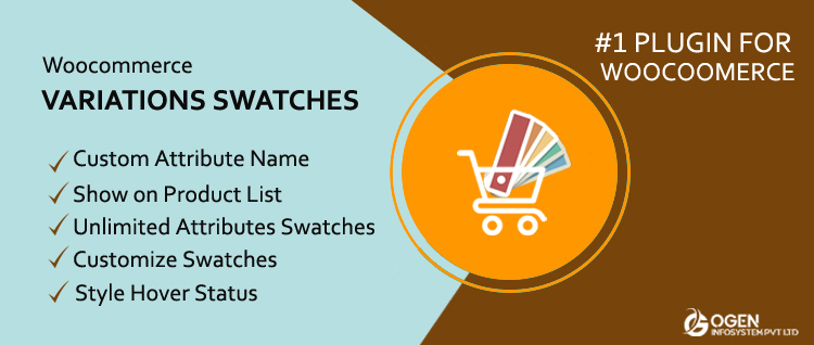 WooCommerce Product Variations Swatches Plugin - Variation Swatches on Product page & Shop Page